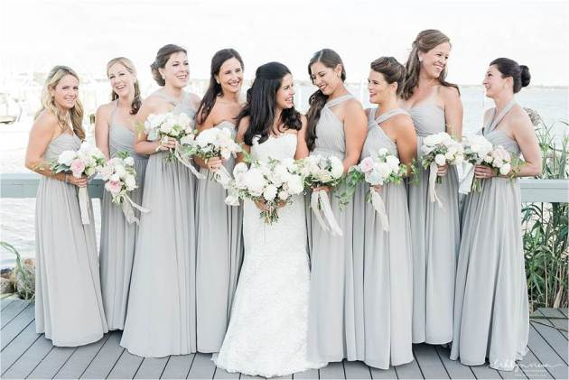 light grey wedding color ideas for 2019