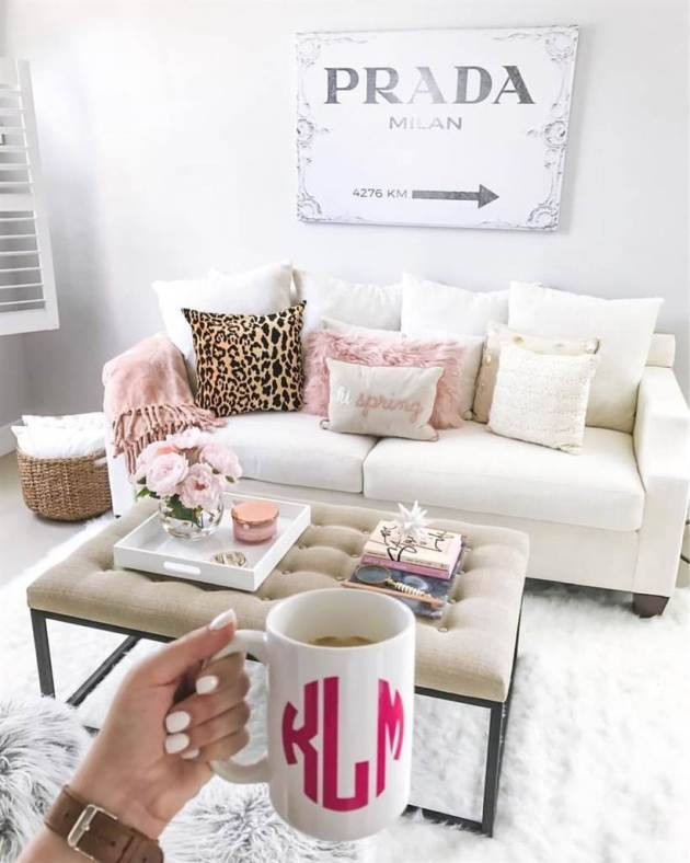girls living room decor ideas