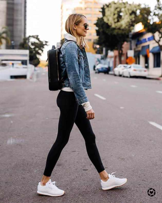 15 cute legging outfit ideas for summer 2019