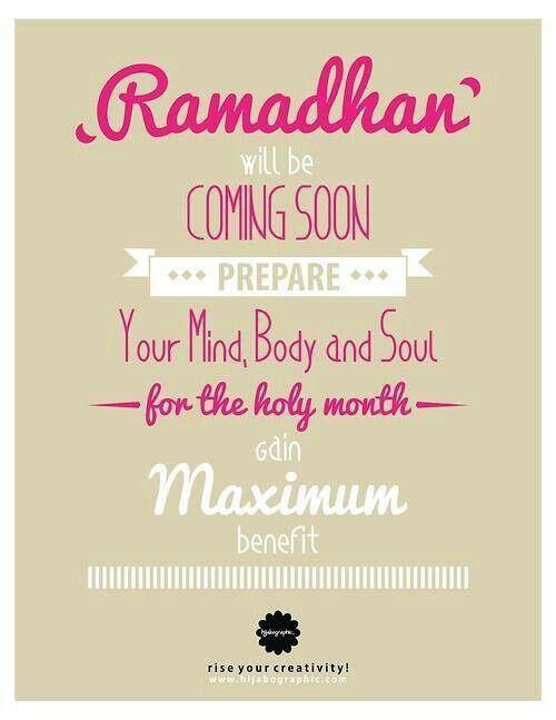 Ramadhan coming soon image for whatsapp