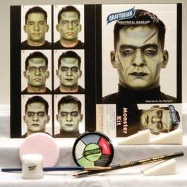 monster creme makeup kit