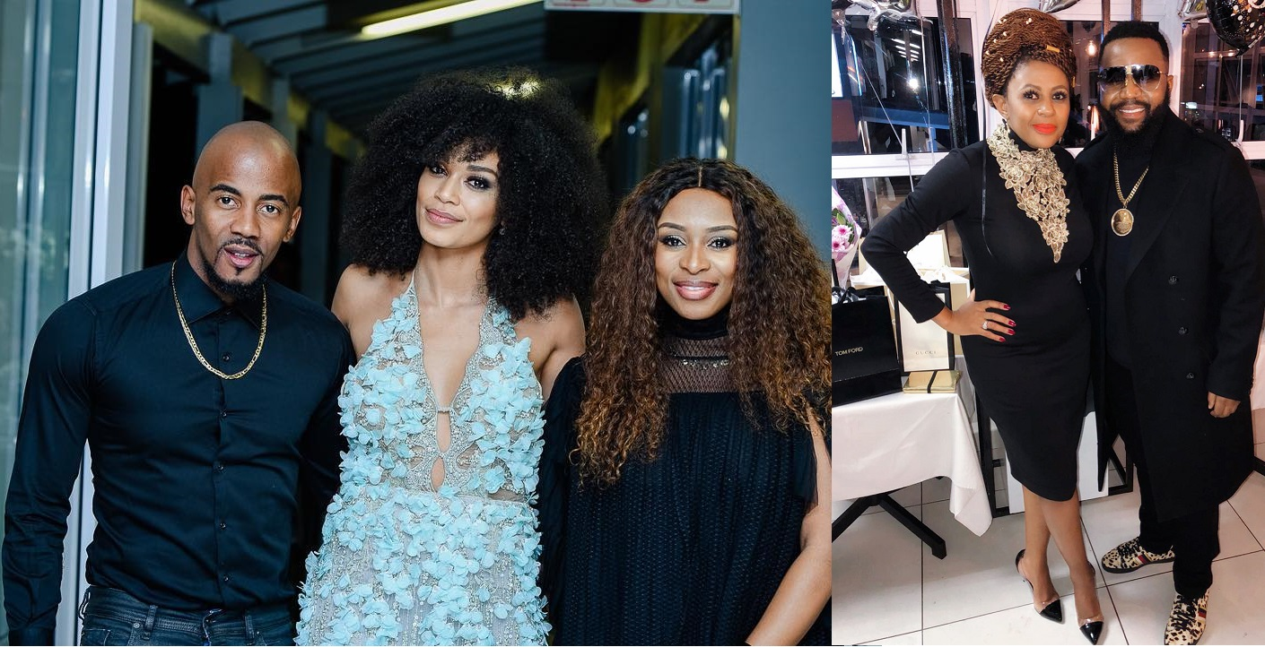 Pearl Thusi Birthday