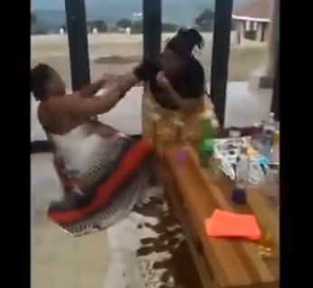 Vosho Dance Gone Wrong