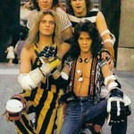 Van Halen to go on tour in 2012 reunited with David Lee Roth