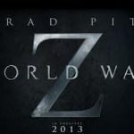 World War Z: Brad Pitt vs. Zombies HD Trailer!