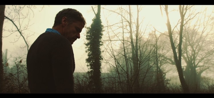 A scene from Nell Bryden's Thought I Was Meant For You video directed by Rhys Davies
