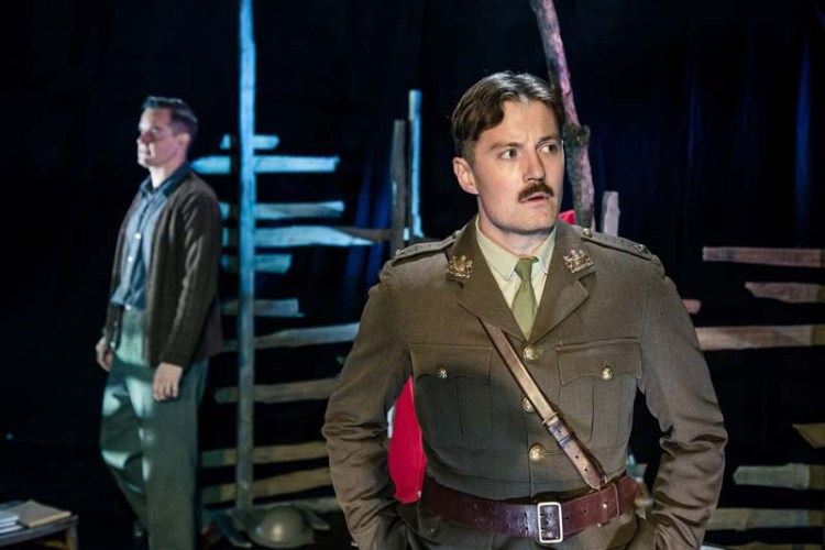 Flying Bridge Theatre Company's production of Not About Heroes will play several dates across South Wales
