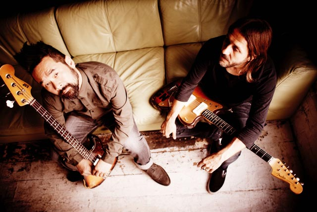 Newport based rockers Feeder are the sixth most played Welsh artists of the last 12 years.