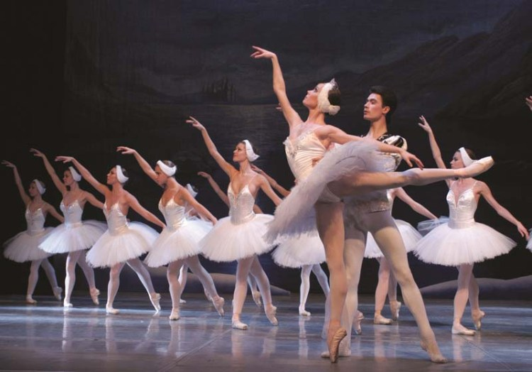 Swan Lake featuring Ekaterina Bulgutova and the Russian State Ballet of Siberia