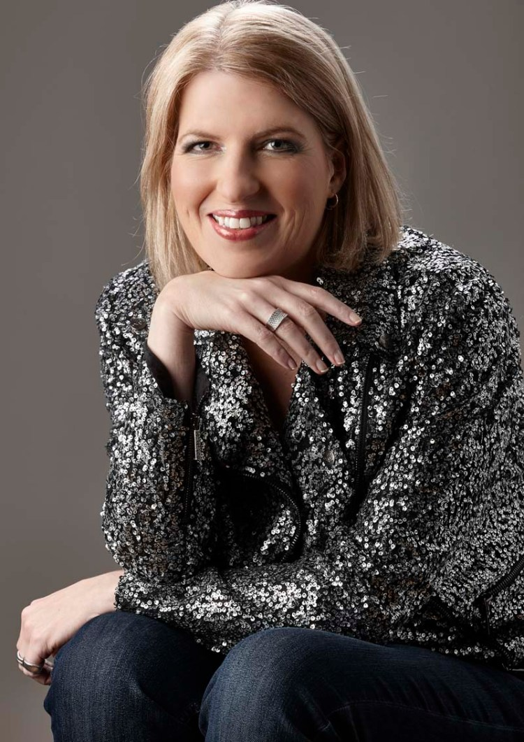 Singer Clare Teal will perform several Christmas songs with BBC NOW