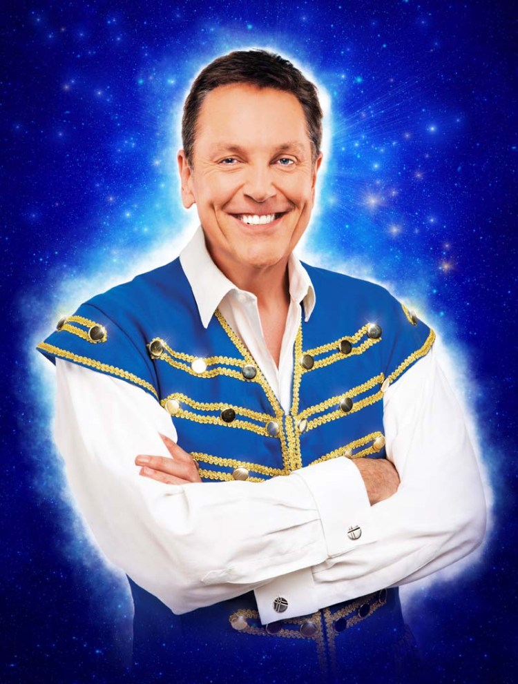 Brian Conley will star with Gok Wan iin The Bristol Hippodrome pantomime, Cinderella