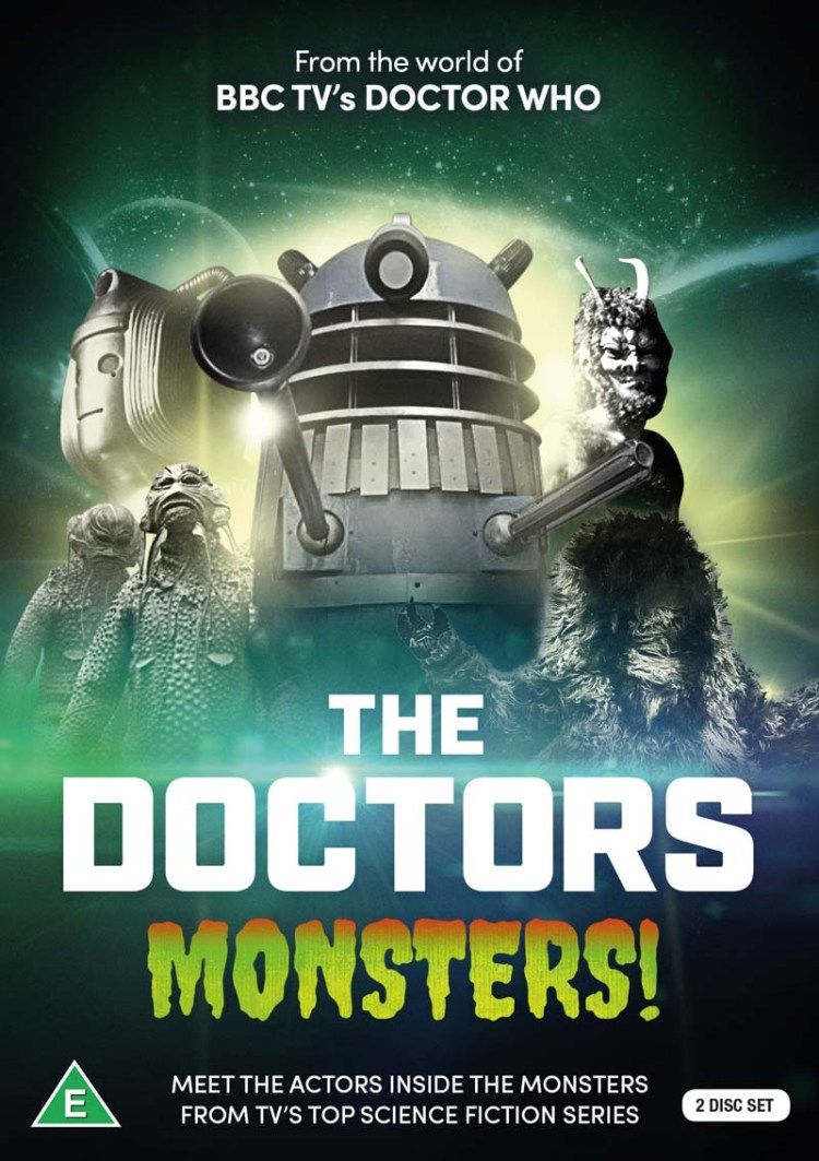 The Doctors: Monsters!  will be available via Koch Media from March 5.