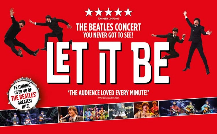 Let it Be Runs At wales Millennium Centre from August 21-25, 2018