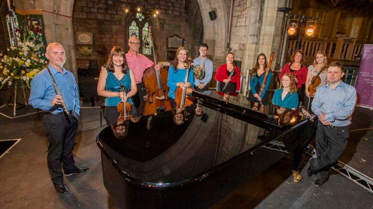 Ensemble Cymru Take To The Stage With a Lunchtime Concert at St David's Hall on November 20, 2018