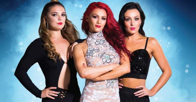 Here Comes The Girls  comes to Newport Riverfront on Thursday 28 March, 2019