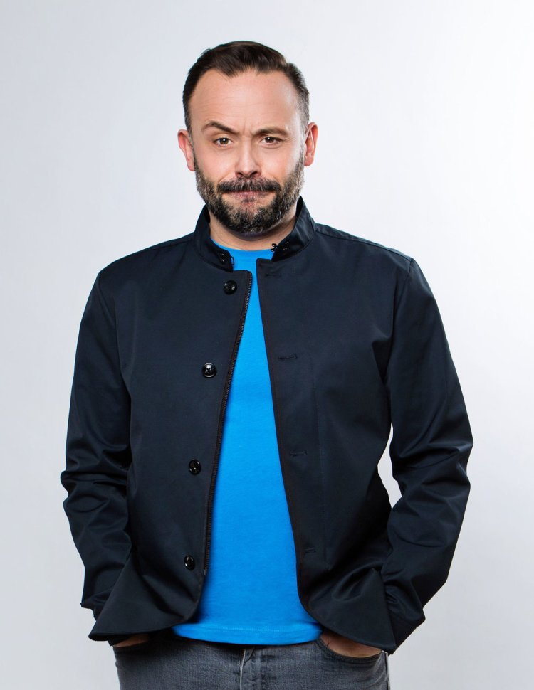 Geoff Norcott plays Monmouth's Savoy Theatre on November 9 and Cardiff Glee Club on November 10.