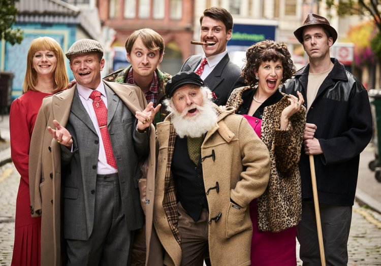 The Cushty Cast of The Only Fools Cushty Dining Experience come to Bedwellty House & Park on Friday 22nd and Saturday 23rd November at 7pm.