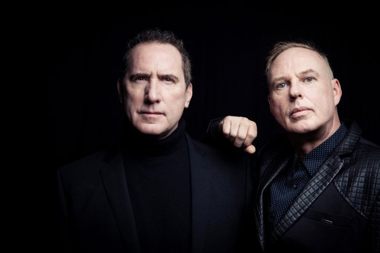 1980s Electronic Stars OMD (Orchestral Manouvres In The Dark) will play Let's Rock at Tredegar Park, Newport on May 30, 2020