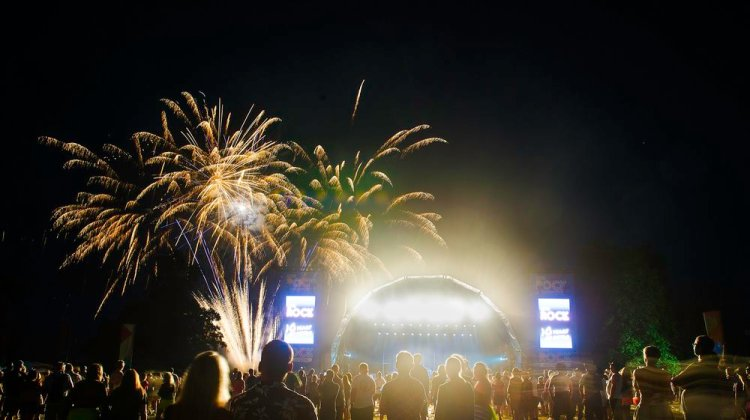 Let's Rock Festival Plays Tredegar Park, Newport on May 30, 2020