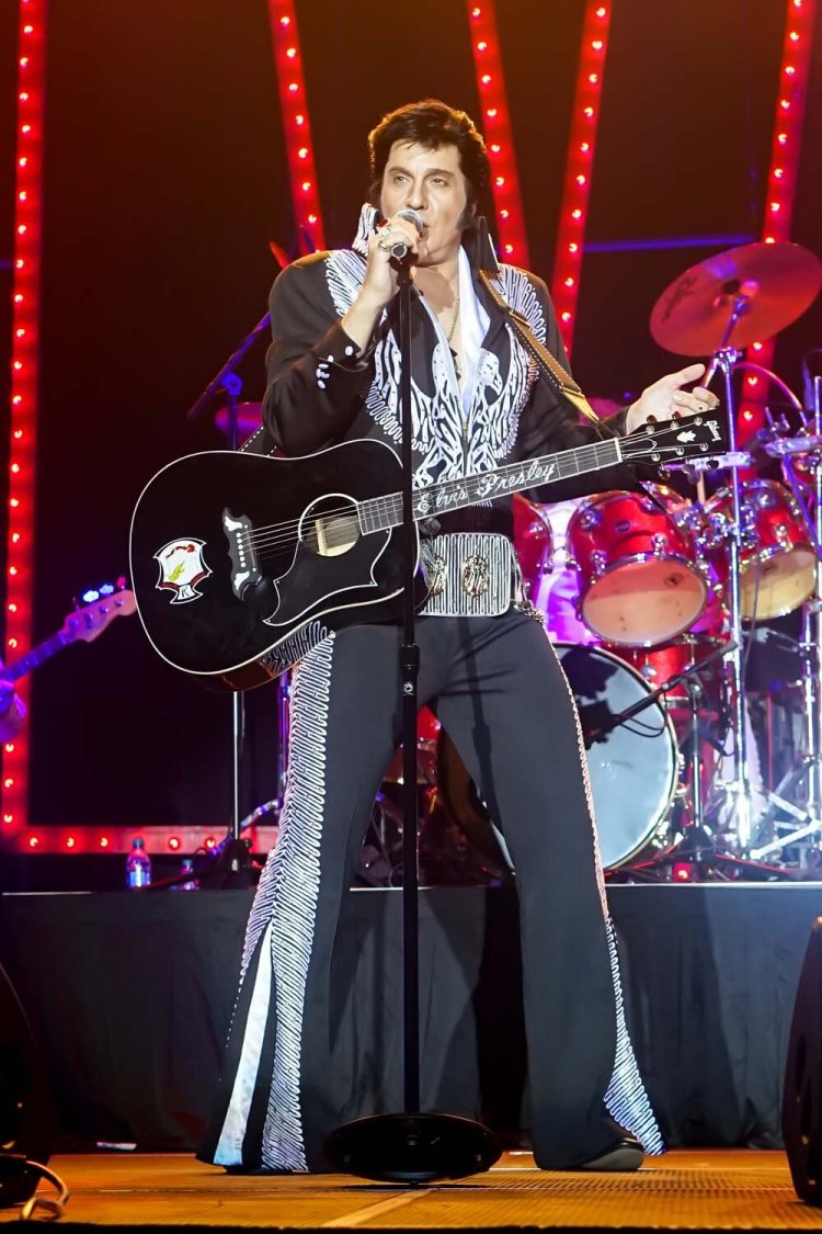 The Elvis Years  plays Newport on November 14 2019.