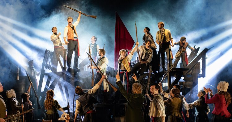 Les Miserables was the Wales Millennium Centre Christmas highlight for 2019
