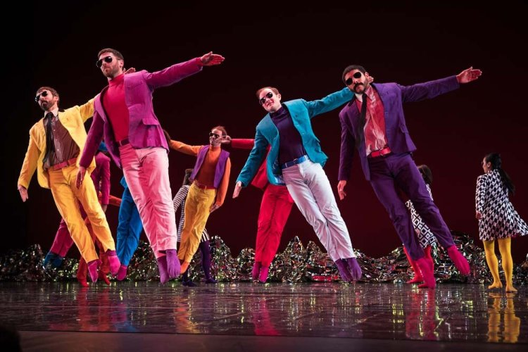 Pepperland by the Mark Morris Dance Group came to Wales millennium centre in 2019