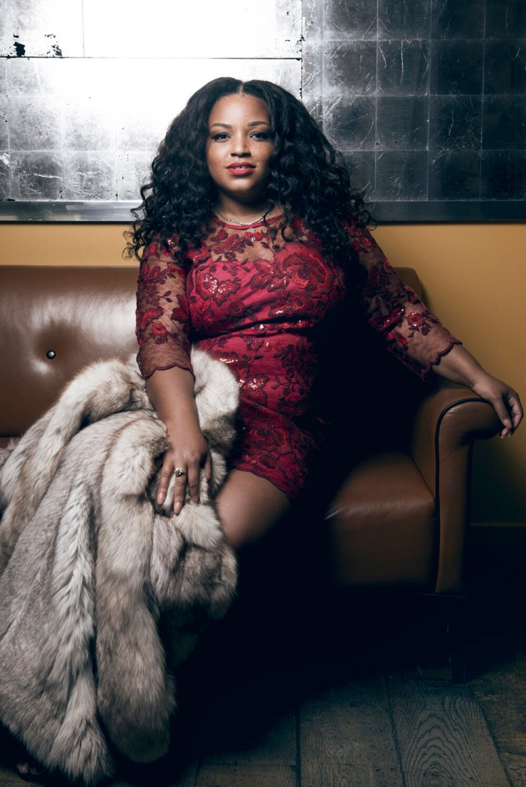 Marisha Wallace star of Waitress the Musical and  Dreamgirls on the West End joins the line-up of Heart and Soul: A Motown, RNB and Soul Celebration at Wales Millennium Centre