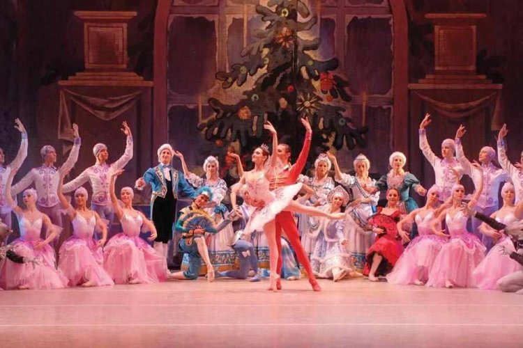 The Russian State Ballet of Siberia are an annual attraction at Cardiff's St David's Hall with their presentation, The Nutcracker