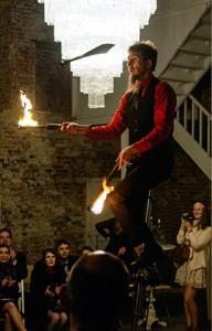 Brian O comedy juggler