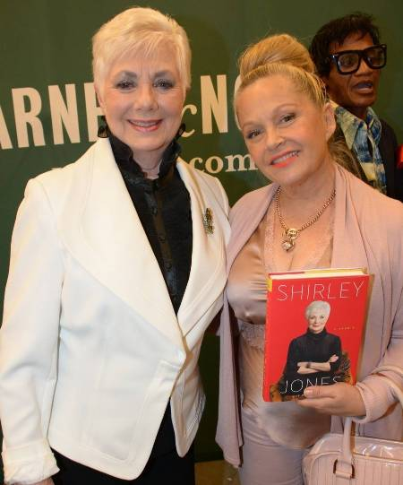 Shirley Jones & Charlene Tilton