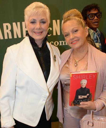 Shirley Jones & Charlene Tilton