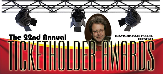 Ticketholder Awards 2012