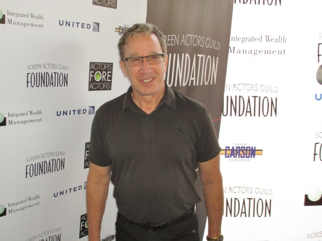 Tim Allen (photo by Margie Barron)