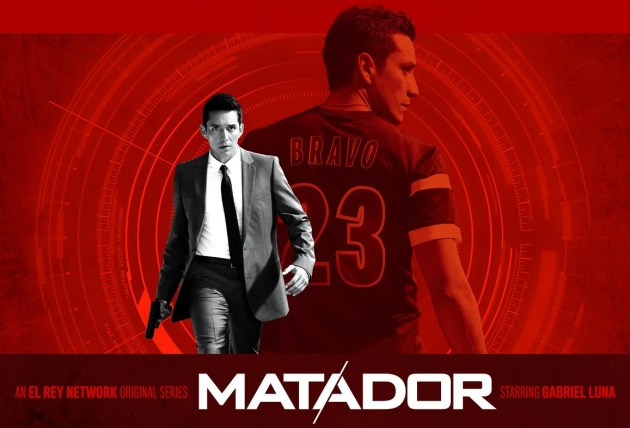 Gabriel Luna stars in Matador on the El Rey network
