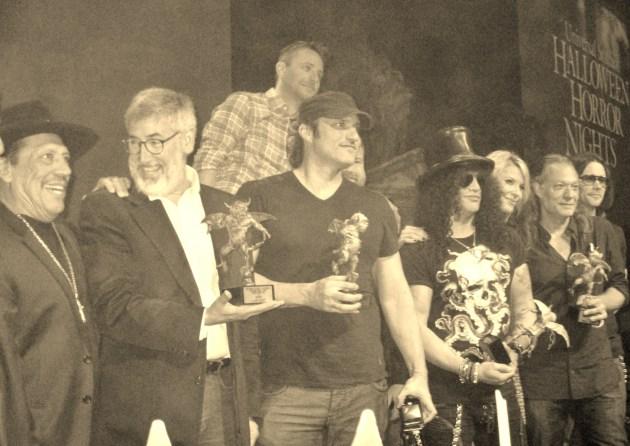 Universal's Eyegore Awards 2014, photo by Margie Barron