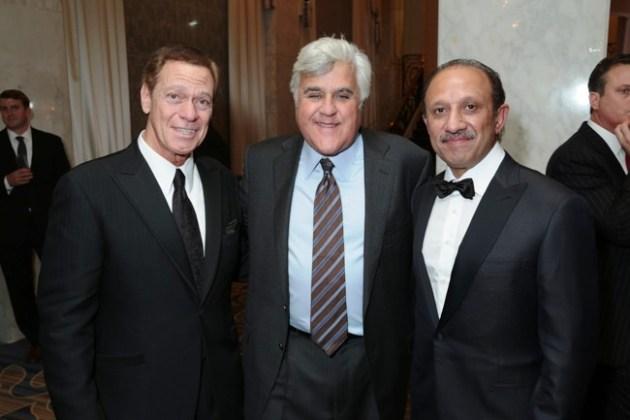 Comedians Joe Piscopo, Jay Leno & Dr. Inderbir Gill, at USC Urology Event