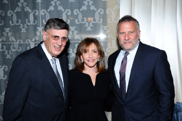 Honorees David & Janet Polak with Comedian Paul Reiser at Cedars Sinai Event