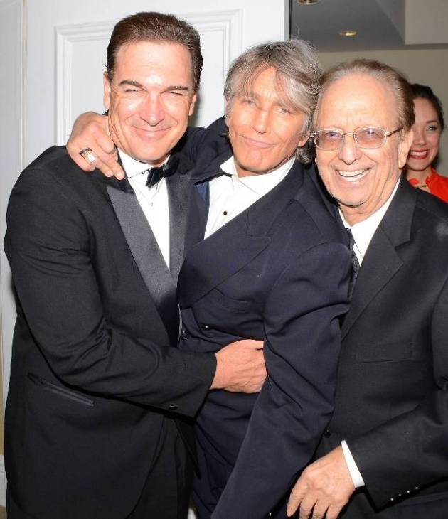 Actors Patrick Warburton, Eric Roberts & Norby Walters at Night of 100 Stars Event