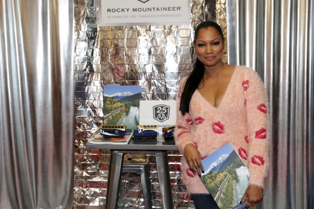Gorgeous Garcelle Beauvais