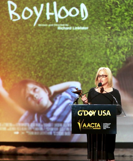 Patricia Arquette at G'Day LA