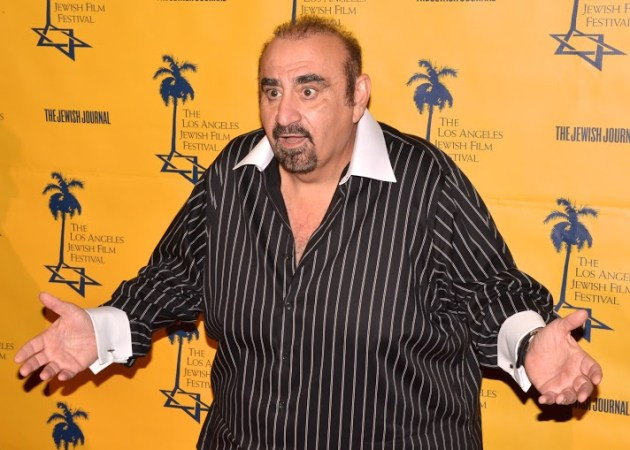 Ken Davitian (Photo Credit for the above images to Billy Bennight)
