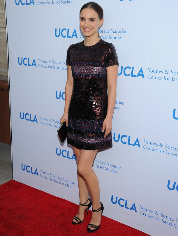Natalie Portman at UCLA Israel Studies Awards