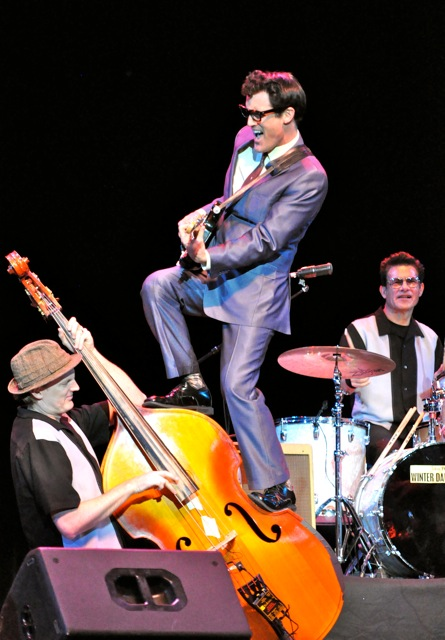 Winter Dance Party features the music of Buddy Holly & more