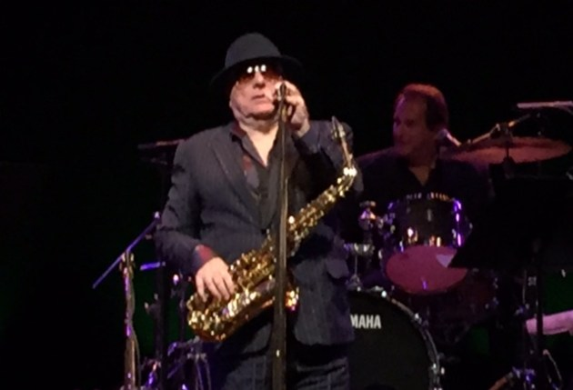 Van Morrison at the Shrine, January 2016