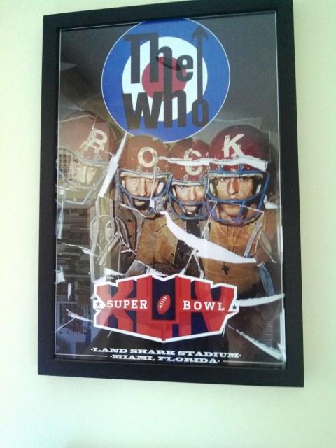 The Who Super Bowl XLIV