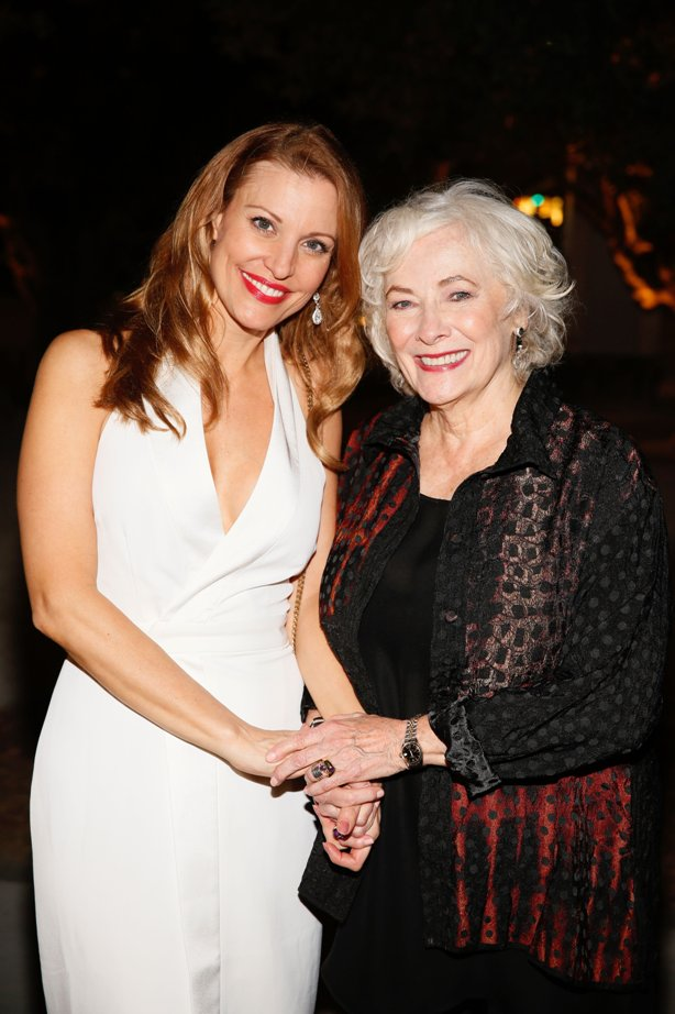 Rachel York and Betty Buckley - Stars of Grey Gardens at Ahmanson (Photo Credit: Getty Images)