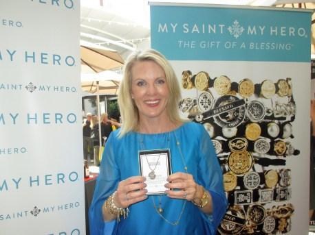 MySaintMyHero Christine Rich