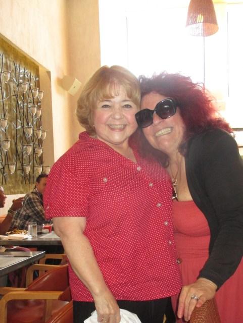 Emmy-winner Patrika Darbo & Doris Bergman