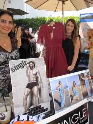 Single Los Angeles fashions