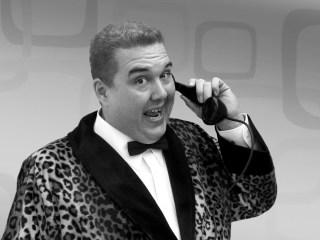 Linwood Sasser as The Big Bopper